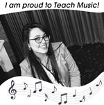 Proud to Teach Music