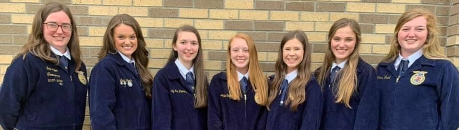 Crockett County FFA Conduct of Chapter Meetings Team